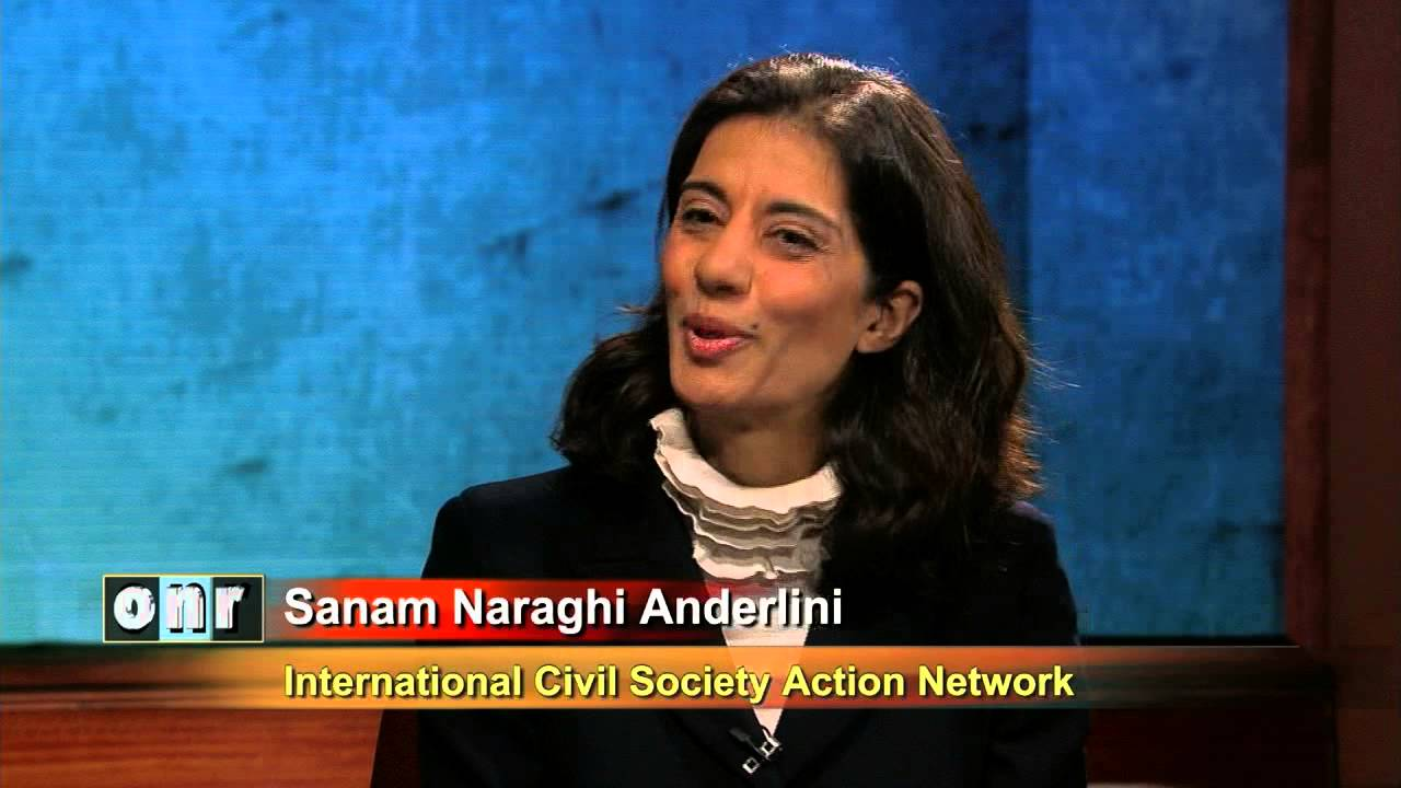 Newsmaker Interview: Sanam Naraghi-Anderlini