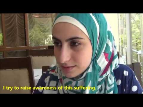 What the Women Say: Noura Al-Jizawi, Syria