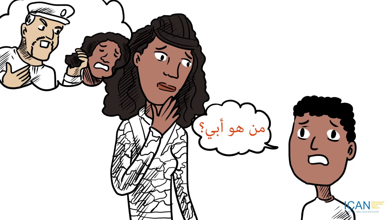 Gendered Transitional Justice – Arabic