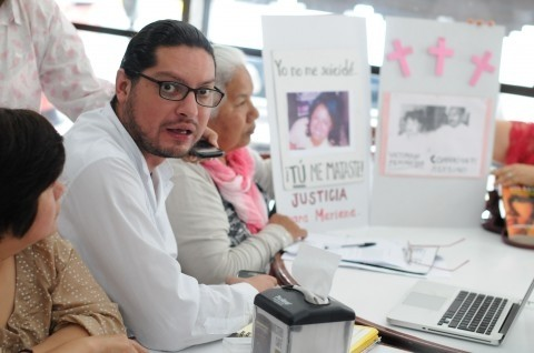 Rodolfo Domínguez Márquez , Fights Femicide with Accountability in Mexico