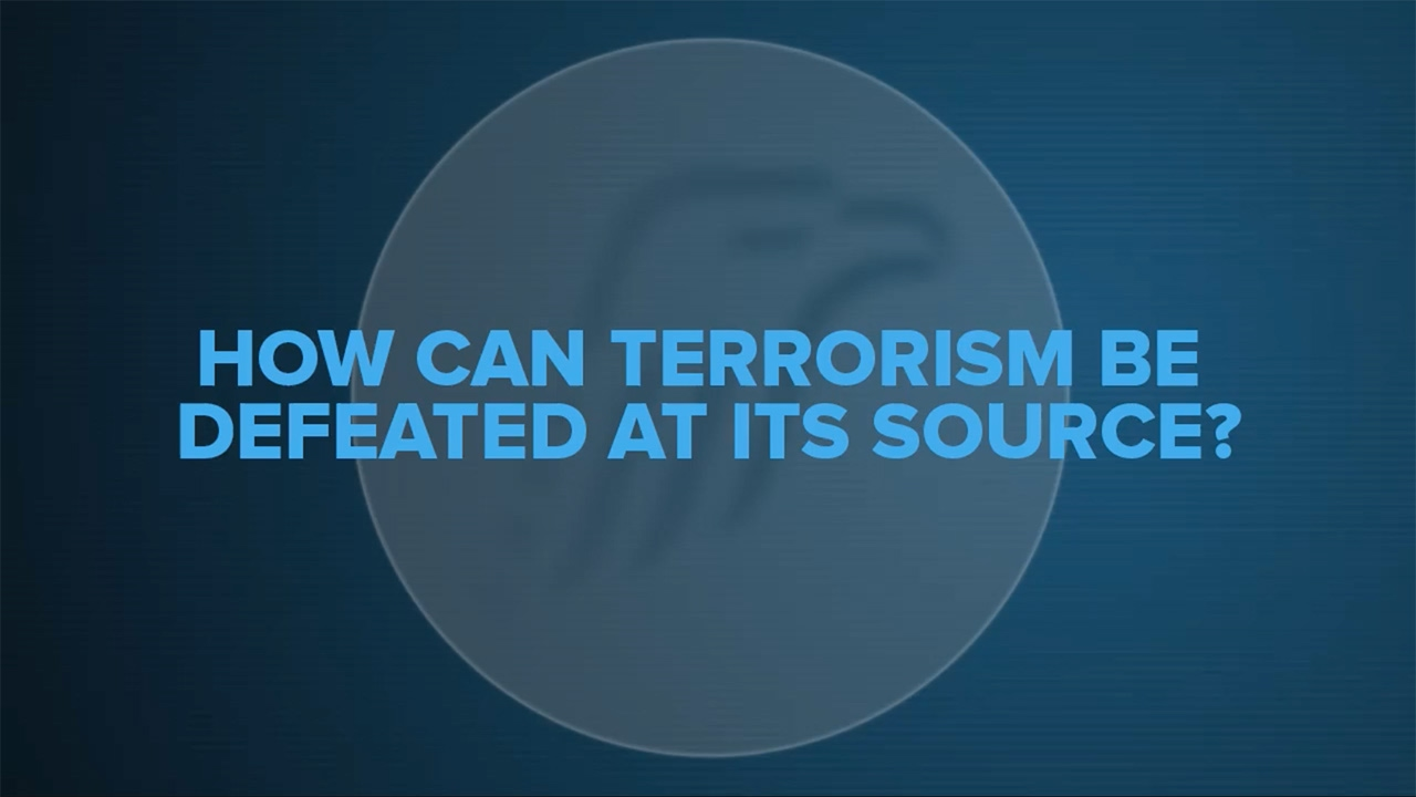 ICAN's Sanam Naraghi on how can terrorism be defeated at its source