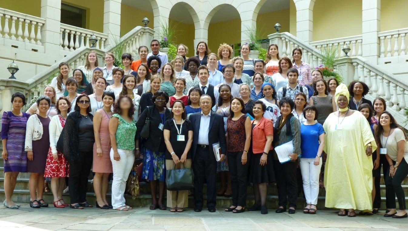 Symposium group photo