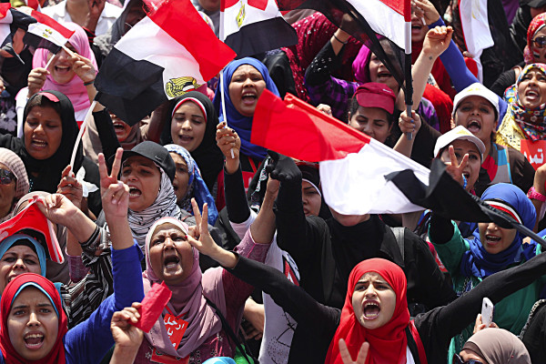 Egypt's Fitful Revolution: Women in the Balance. (Fall 2012)