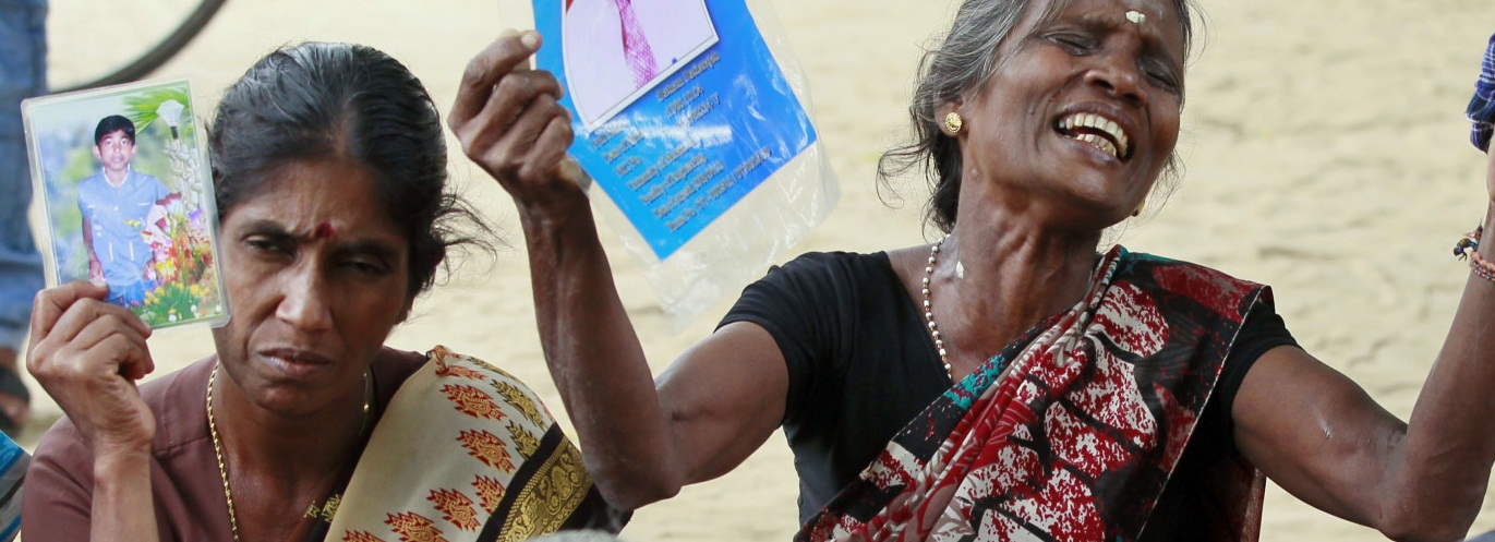Elusive Peace, Pervasive Violence: Sri Lankan Women's Struggle for Security and Justice. (Spring 2013)