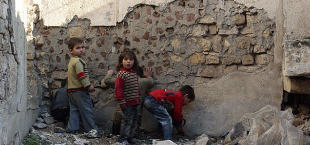 Voices from the Ground: Syria's Humanitarian Crisis. (Winter 2013)