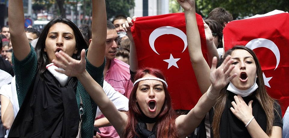 Resisting the New Conservatism: Women's campaigns for rights, peace and participation in Turkey. (Winter 2015)