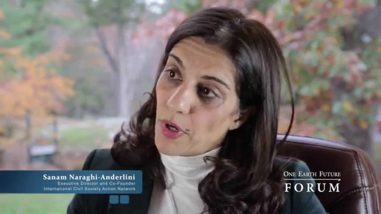 Countering Extremism Through Narrative – Sanam Naraghi-Anderlini