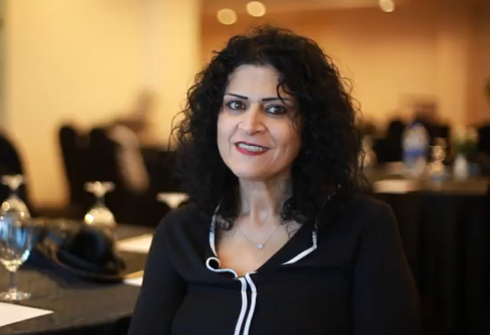 Lucy Talgieh is Promoting a More Peaceful Homeland in Palestine