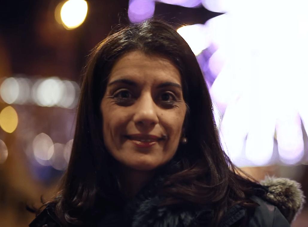 Sanam Naraghi-Anderlini Struggles to Ensure Women Peacebuilders are Present in Peace Negotiations