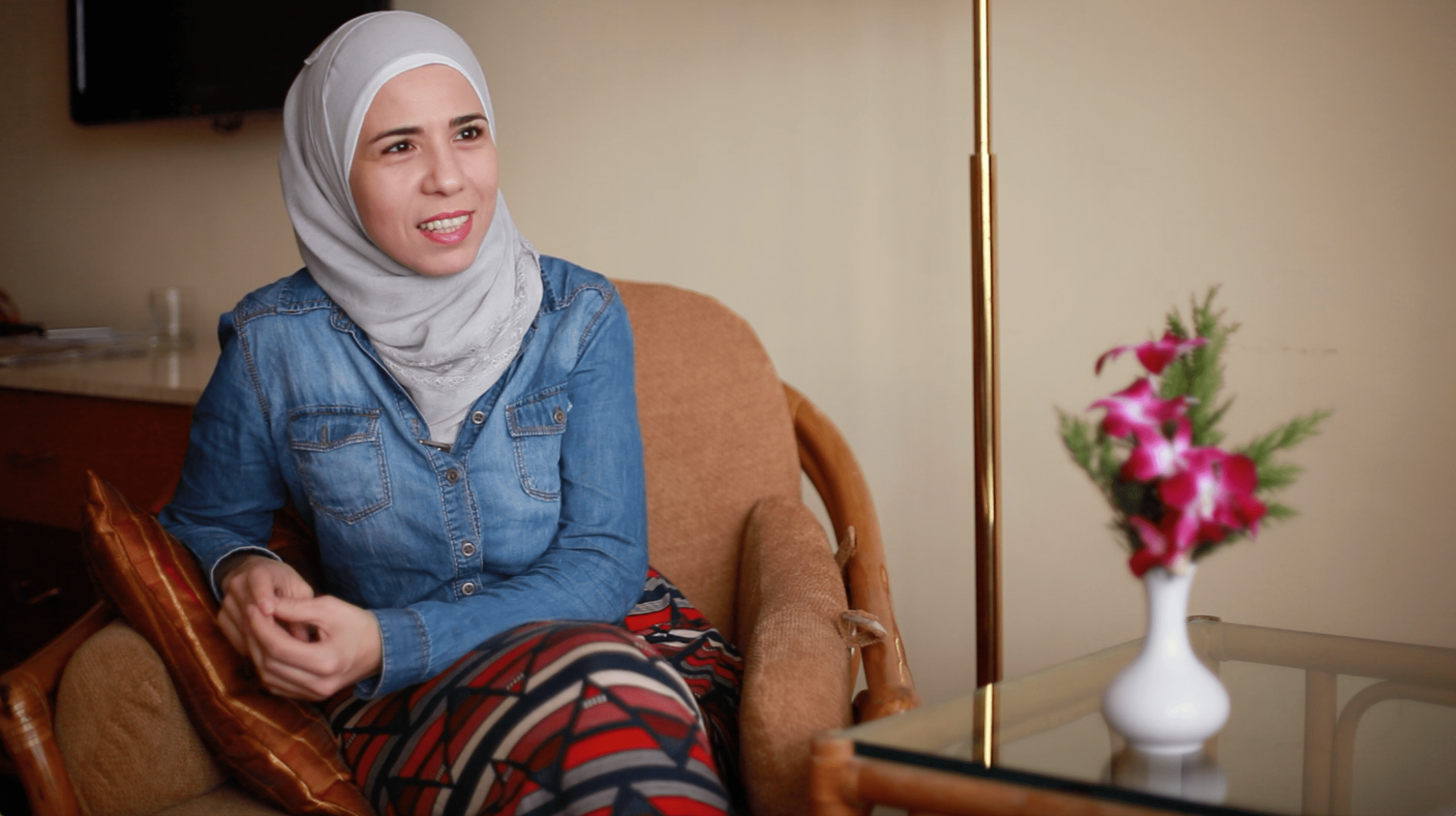 Ghada Rifai on Building a Better Future for Syria