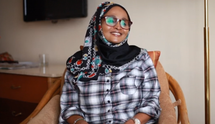 Sureya Roble is Bringing Women to the Table to Fight Extremism in Kenya