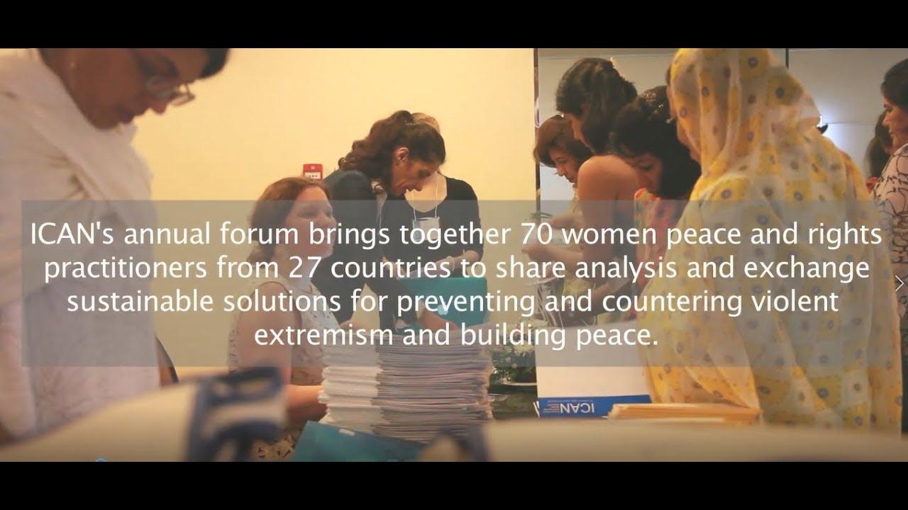 ICAN's 5th Annual Forum – Sri Lanka 2016