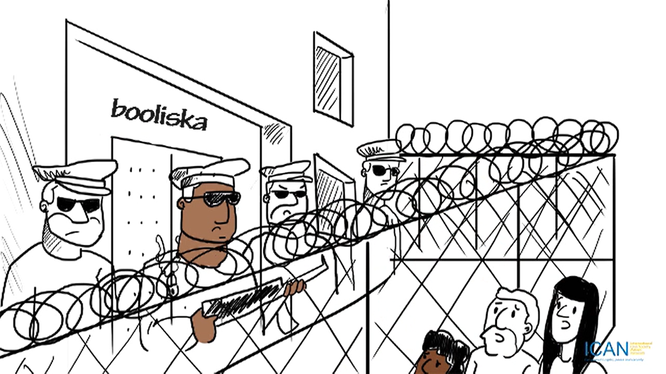Gendered Community Policing – Somali