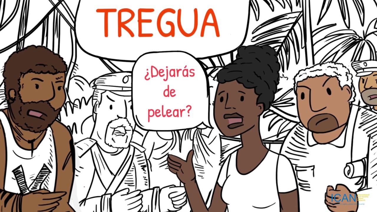 Gender Responsive Ceasefires – Spanish
